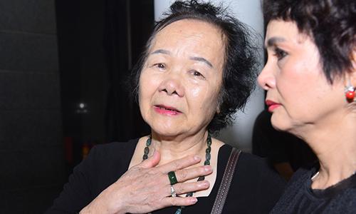 Thị Nở Đức Lưu chia sẻ Bùi Cường qua đời là cú sốc lớn với bà.