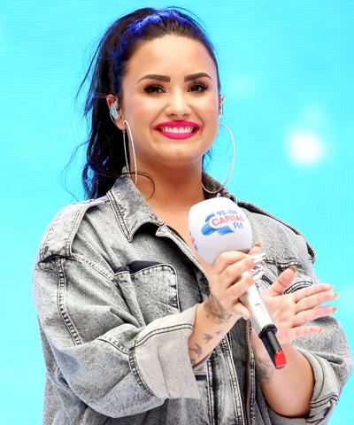 Demi Lovato sẽ ở trại cai nghiện một thời gian. Ảnh: INSTARimage.