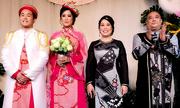 Hồng Vân hát 'Nhật ký của mẹ' tặng con gái trong tiệc cưới