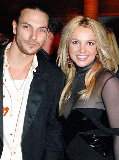 Kevin Federline giành được quyền nuôi con từ những năm bất ổn của Britney Spears.