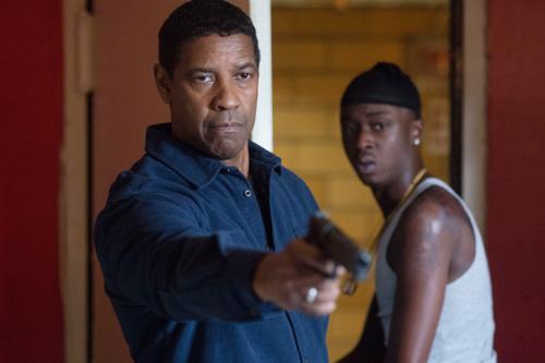 Denzel Washington tiếp tục đảm nhận vai chính trong phần hai của phim.