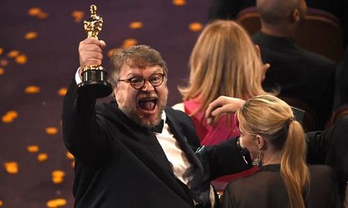 The Shape of Waterthắng giải Oscar Phim xuất sắc đầu năm nay.
