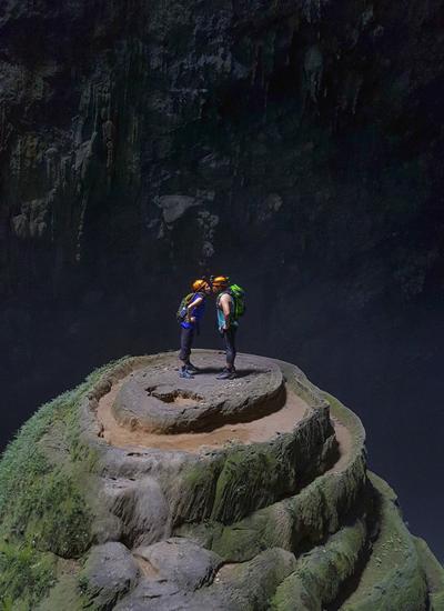 Vợ chồng Kiwi Ngô Mai Trang thám hiểm động Sơn Đoòng - 4