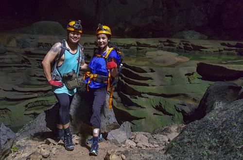 Vợ chồng Kiwi Ngô Mai Trang thám hiểm động Sơn Đoòng - 10