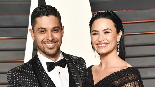 Demi Lovato và Wilmer Valderrama chia tay năm 2016.