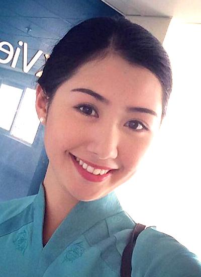 Sau khi tốt nghiệp Đại học Ngoại thương +Hà Nội, Ngọc Linh trở thành tiếp viên của Hãng hàng không Quốc gia.
