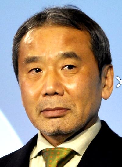 Nhà văn Haruki Murakami. Ảnh: Mainichi.