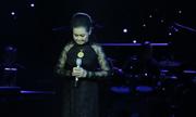 Khánh Ly chiêm nghiệm về cái chết trong đêm nhạc