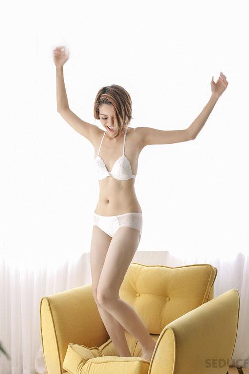 Đồ lót có chất liệu nhẹ và an toàn với sức khoẻ người dùng.