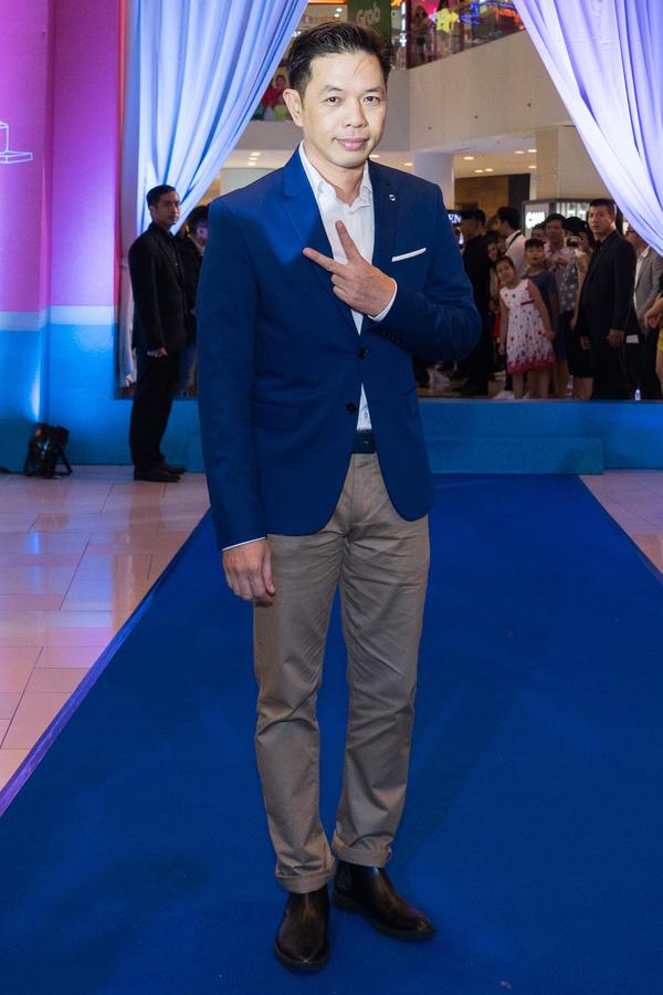 Diễn viên Thái Hòa tái xuất màn ảnh rộng sau khoảng hai năm vắng bóng.