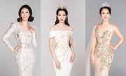 14 Hoa hậu Việt Nam khoe sắc vóc với váy xuyên thấu