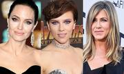 Scarlett Johansson là nữ diễn viên được trả lương cao nhất 2018