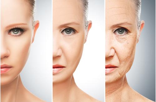 Lão hóa da là nỗi ám ảnh đối với phái đẹp.