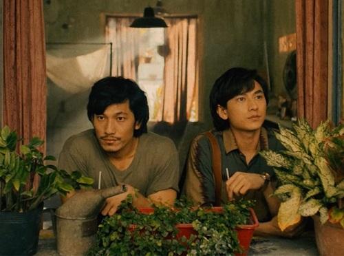 Liên Bỉnh Phát (trái) là phát hiện của điện ảnh Việt, còn Isaac chứng tỏ phong độ và sự đầu tư cho vai diễn.