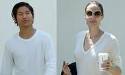 Angelina Jolie dẫn Pax Thiên đi chơi giữa ồn ào ly hôn Brad Pitt