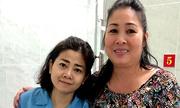 Nghệ sĩ Việt chung tay giúp Mai Phương điều trị ung thư phổi
