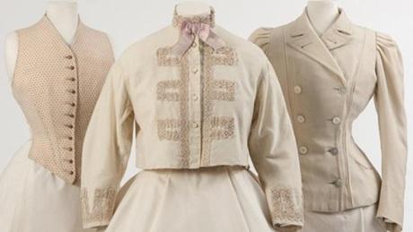 Hoàng hậu Alexandra tiên phong cho xu hướng may đo của nữ giới ở thế kỷ 19.