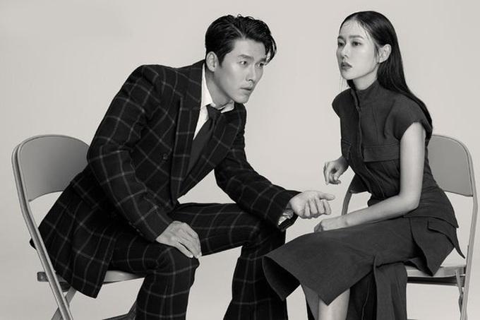 Son Ye Jin được khen đẹp đôi bên Hyun Bin