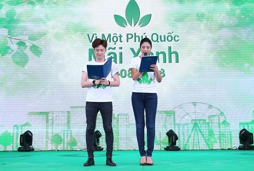 Theo ban tổ chức, môi trường xanh - sạch - đẹp là yếu tố quan trọng thu hút khách du lịch đến Phú Quốc. Truyền tải ý thức để cộng đồng chung tay bảo vệ môi trường, đặc biệt học sinh - những công dân tương lai của Phú Quốc - là giải pháp hiệu quả để đảo Ngọc giữ được màu xanh, trở thành Thiên đường nghỉ dưỡng.
