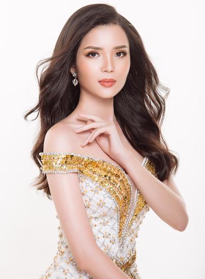 Thúy Vi được nhiều khán giả nhận xét có nét giống Hoa hậu Việt Nam 2014 Kỳ Duyên.