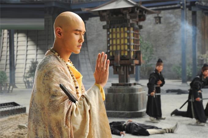 Dàn mỹ nam của loạt phim võ thuật 'Địch Nhân Kiệt'