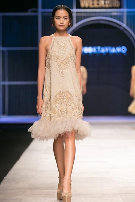 Ngọc Châu - từ quán quân Next Top thành hoa hậu