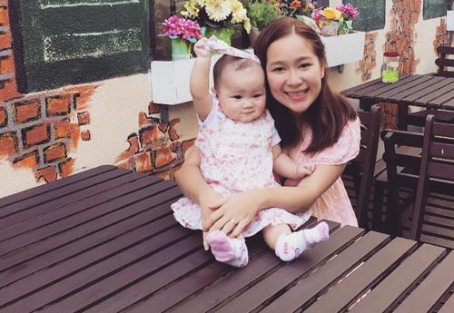 Duy Uyên hiện có một con gái tên làHailee Linh Đan Nguyễn.