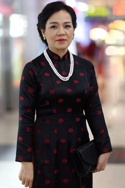 Cục trưởng điện ảnh Ngô Phương Lan.