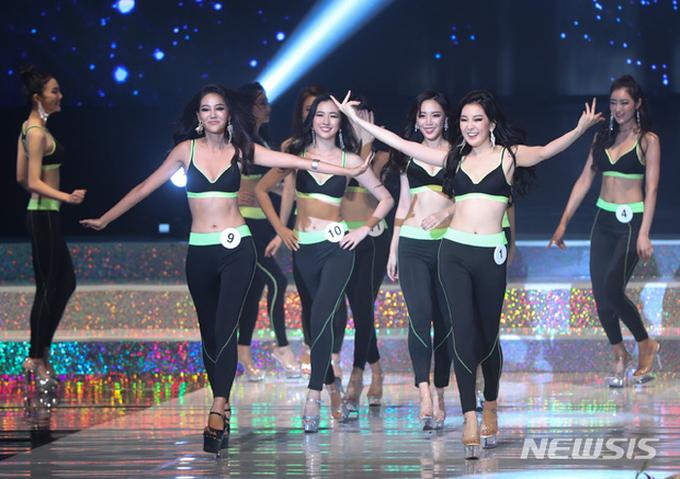 Nhan sắc tân Hoa hậu Hoàn vũ, Hoa hậu Thế giới Hàn Quốc