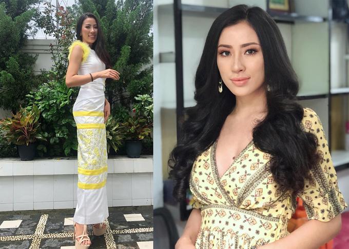 Đối thủ châu Á của H'Hen Niê tại Miss Universe 2018