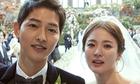 Song Joong Ki luôn yêu Song Hye Kyo say đắm