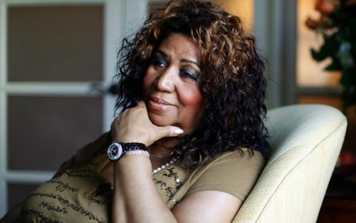 Tang lễ Aretha Franklin diễn ra ngày 31/8. Ảnh: AP.