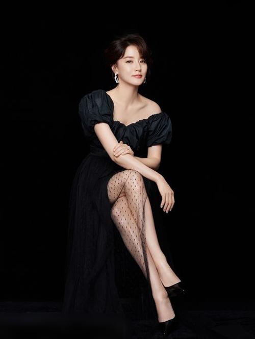 Lee Young Ae được khen cuốn hút với tông trầm