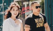 Ngọc Trinh mặc thanh lịch dạo phố Seoul
