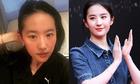 Lưu Diệc Phi để mặt mộc mừng tuổi 31