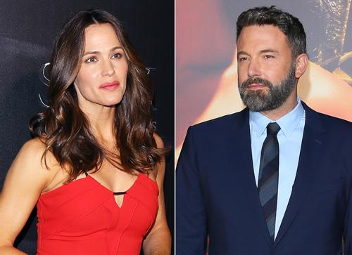 Ben và Jen sẽ ly hôn sau khi anh rời trại cai nghiện. Ảnh: WireImage.