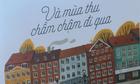Vẻ đẹp châu Âu qua du ký 'Và mùa thu chầm chậm đi qua'