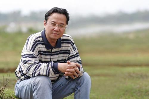 Nhà thơ Hồng Thanh Quang.