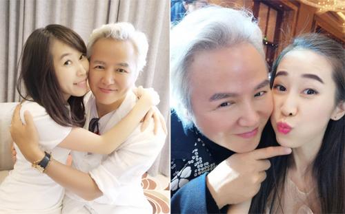 Lâm Thụy Dương và nhân viên nữ từng nhiều lần chụp ảnh thân mật.