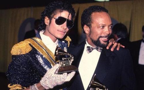 Năm 1978, Michael Jackson gặp gỡ nhà sản xuất Quincy Jones, người đứng sau thành công của rất nhiều nhạc phẩm để đời sau này.