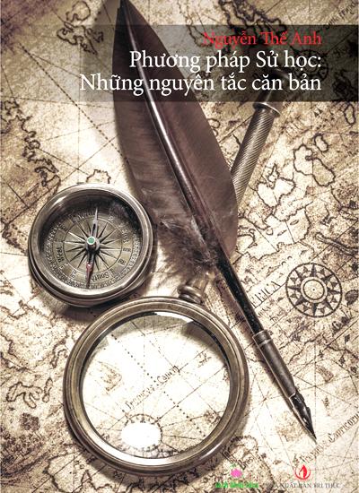 Bìa cuốn Phương pháp sử học