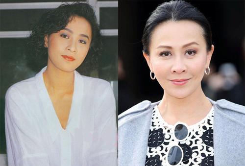 Vẻ đẹp của Lưu Gia Linh qua thời gian.