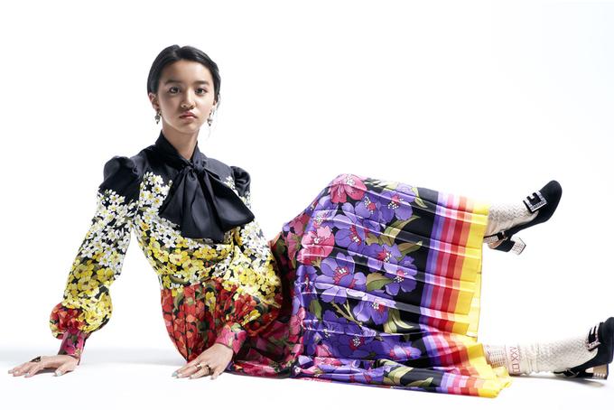Koki - chân dài 15 tuổi đắt giá của Nhật Bản