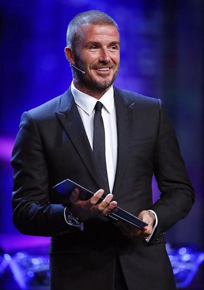 Trong sự nghiệp, David Beckham từng ra sân trong màu áo các câu lạc bộ là Manchester United, Real Madrid, Los Angeles Galaxy, AC Milan, PSG và đội tuyển Anh.