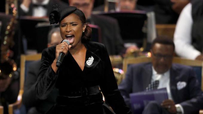 Sao thế giới tiễn biệt 'nữ hoàng nhạc soul' Aretha Franklin