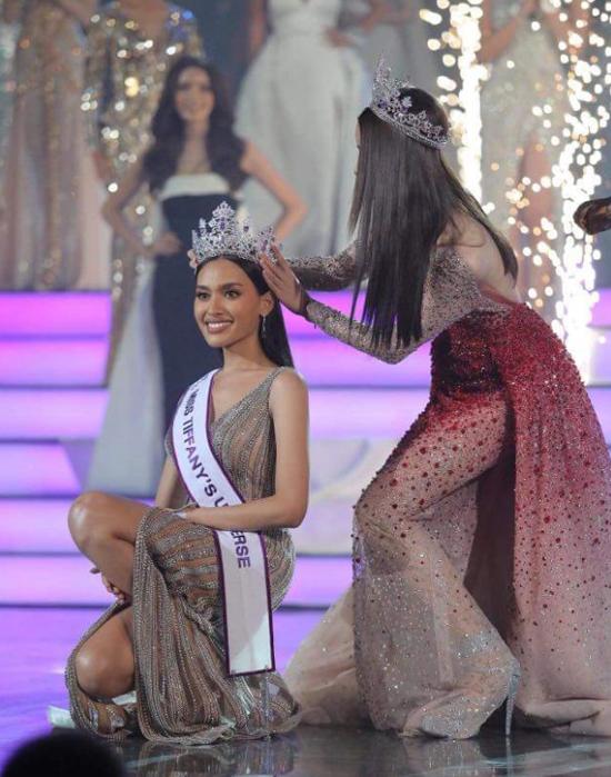 Nhan sắc tân Hoa hậu chuyển giới Thái Lan