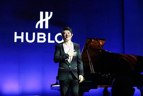 Lang Lang cho biết lần trở lại này khiến anh cảm thấy rất vui vì nhận được sự chào đón nhiệt tình của khán giả.