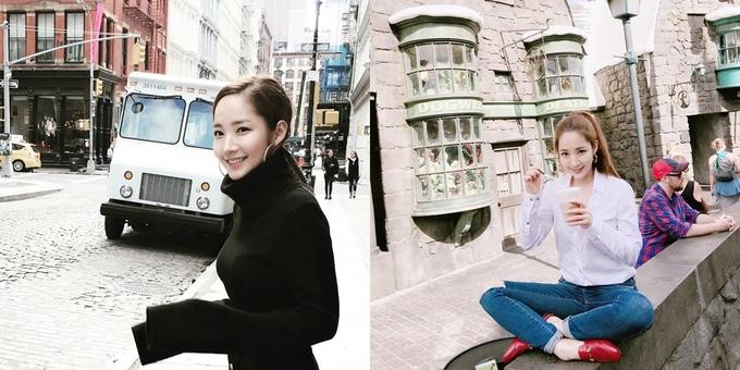 'Thư ký Kim' Park Min Young thích tận hưởng cuộc sống, du lịch thế giới