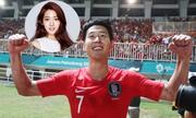 Sao Hàn mừng rỡ khi đội nhà vô địch Asiad