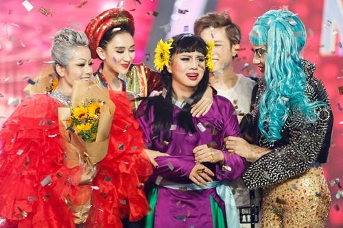 Giả Thành Lộc, diễn viên 9x đoạt quán quân Gương mặt thân quen - 1